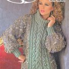 EMU FLORENTINE GORGEOUS PULLOVERS VEST CARDIGAN FASHION HANDKNITS KNITTING B38