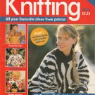 PRIMA IDEAS KNITTING 40 FAMILY PATTERNS #6 CHRISTMAS, FAIR ISLE, NORDIC U.K.