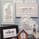 CROSS STITCH BABY BIRDS 4 BABIES AMERICAN SCHOOL OF NEEDLEWORK