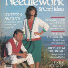 100'S OF NEEDLEWORK & CRAFTS BH&G 1986 CROCHET EMBROIDER KNIT BRIDES BABIES KIDS