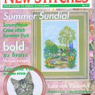 NEW STITCHES CROSS STITCH MARY HICKMOTT #51 HARDANGER BLACKWORK GOLF CHARTS U.K