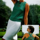 ON VACATION - SUMMER KNITS COTTON DRESSY & CASUAL PATONS 485
