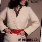NEW LOOKS BEEHIVE 439 CROCHET COAT KNIT CARDIGAN PULLOVER JACKET HAT LEGWARMERS