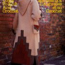 COATS TO KNIT & CROCHET BEEHIVE 423 FUN VESTS LONG-SHORT COATS HATS WRAP