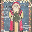 SANTA CLAUS A TREASURY BETTER HOMES GARDEN COKE CROSS STITCH SEW KNIT EMBROIDER