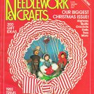 1979 MCCALLS CHRISTMAS NEEDLEWORK QUILTS DOLLS CREWEL CRECHE 200 GIFT IDEAS TOYS