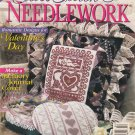 CROSS STITCH NEEDLEWORK CUTWORK BROOCH DOLLS SAMPLERS VALENTINES QUILT '98 BH &G