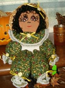 Shelf Sitter Doll #1