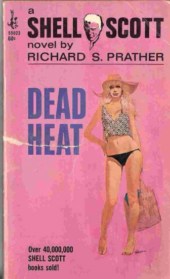 Dead Heat; Prather; Shell Scott Mystery