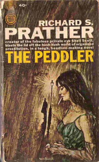 The Peddler; Richard Prather, not Shell Scott