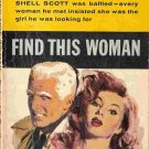Find This Woman; Prather, Shell Scott Mystery