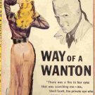 Way of a Wanton; Prather, Shell Scott Mystery