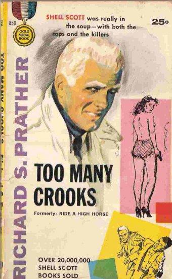 Too Many Crooks; Prather, Shell Scott Mystery