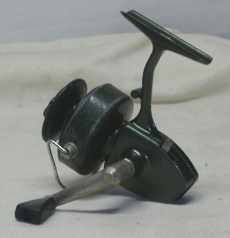 Vintage Zebco XR11 Ultra Light Spin Fishing Reel Crappie Ice