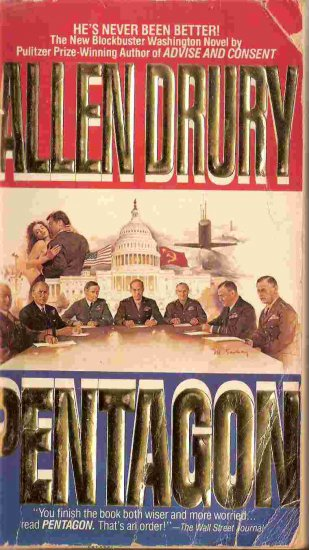 Pentagon; Allen Drury