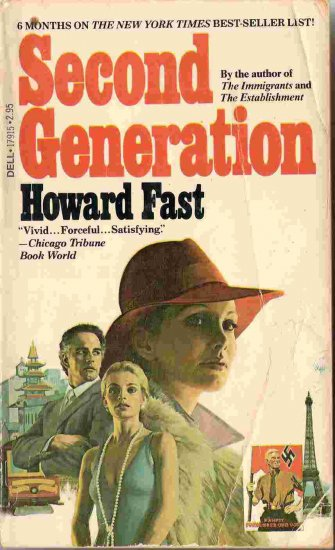Second Generation; Howard Fast