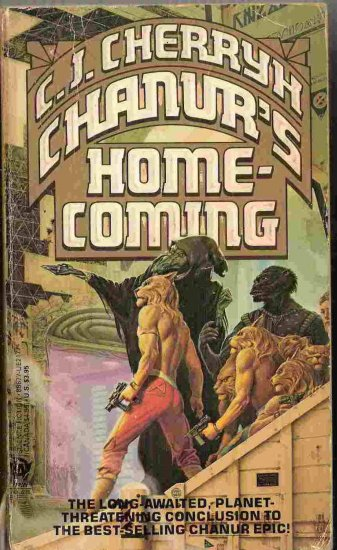 Chanur's Homecoming; C J Cherryh