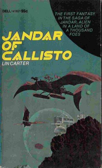 Jandar of Callisto; Lin Carter