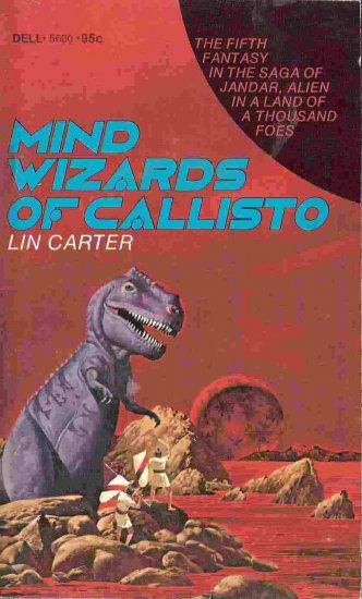 Mind Wizards of Callisto; Lin Carter