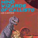 Mind Wizards of Callisto; Lin Carter