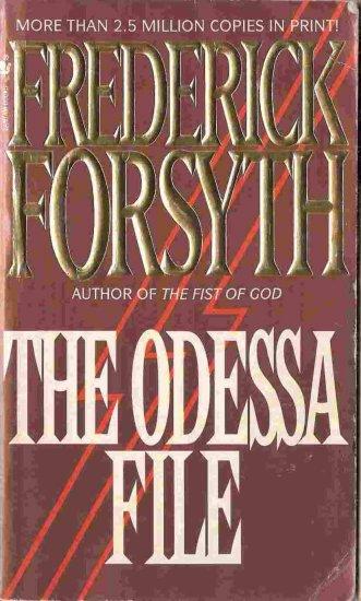 Odessa File; Frederick Forsyth