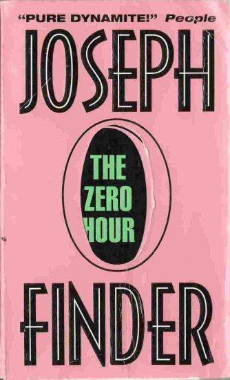 The Zero Hour; Joseph Finder