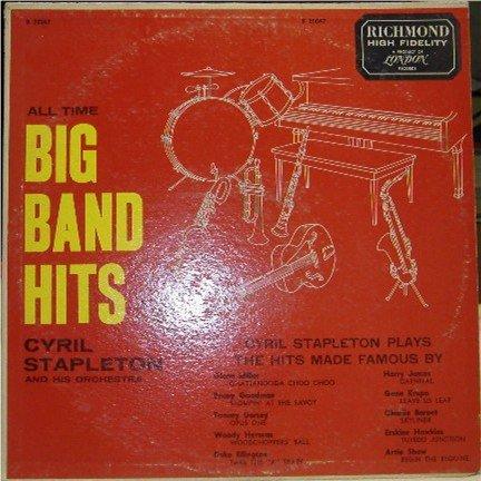 All Time Big Band Hits; Cyril Stapleton