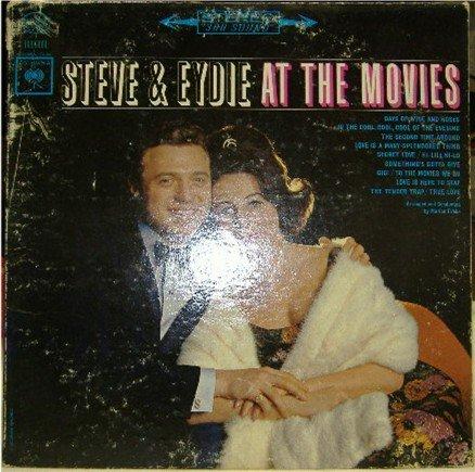 Steve and Eydie at the Movies; Steve Lawrence & Eydie Gorme