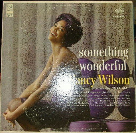 Something Wonderful; Nancy Wilson