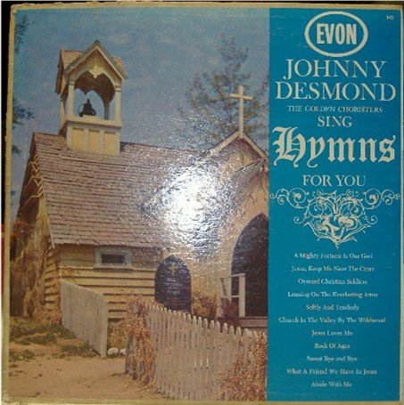 Hymns For You; Johnny Desmond