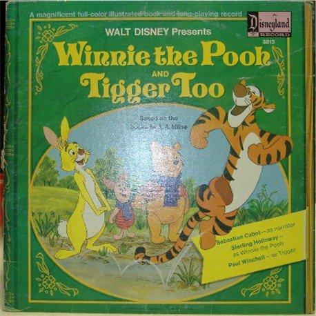 Winnie the Pooh & Tigger Too; Walt Disney