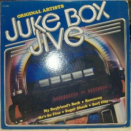 Juke Box Jive; Original Artists; Double Album