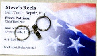 Mitchell Fishing Reel Parts Bail Spring 301 401 304 314 411 351