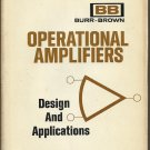 Operational Amplifiers, Design and Application; Tobey, Graeme, Huelsman