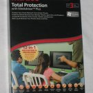 NEW Mcafee Total Protection 2008 NIB sealed virus scan