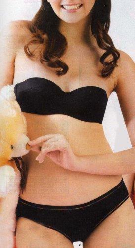 ALT-CHE Bandeau Underwire Brassiere & Panties Set (Teen Sizes)
