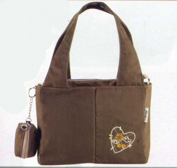NB-CHE Washable Bag w/ Free Coin Purse