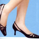 NLW-ADR Leather Pointed Shoes