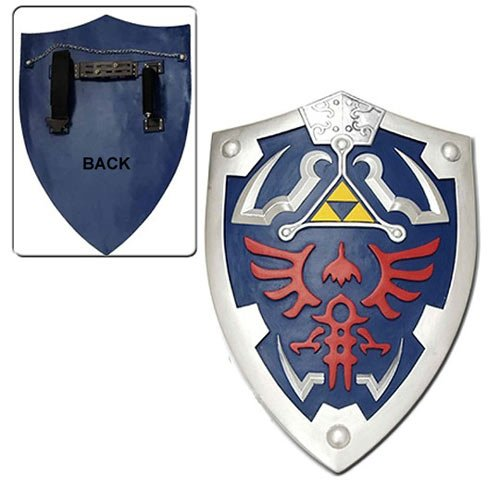 Zelda hylian shield replica