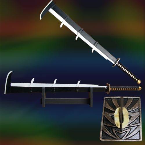 Abarai's Renji Zanpakut-Wooden REPLICA Sword