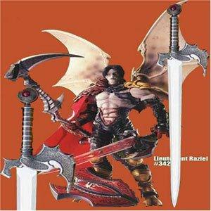 Lieutenant Raziel's Reaver Sword