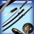 Runouni Orchid Samurai Katana Sword* W/ Concealed Tanto