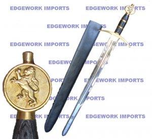 Celtic Lion Sword