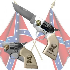 Robert Lee Gun Knife