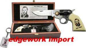 Jesse James Collector Set