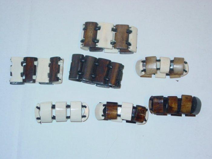 Handmade Ebony Bracelets