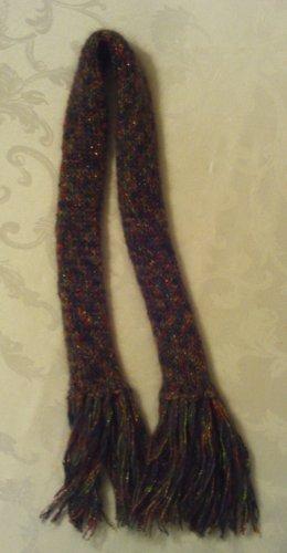 Custom Knit Scarf
