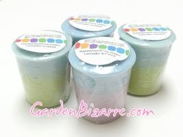 Soy Votive Candle - Set of 4 - Lavender Scented