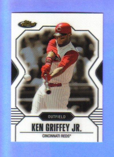 KEN GRIFFEY JR. - 2007 Topps Finest #70