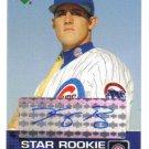 KYLE BOYAR - 2003 Upper Deck Prospect Premiers - *Star Rookie Signature* AUTO